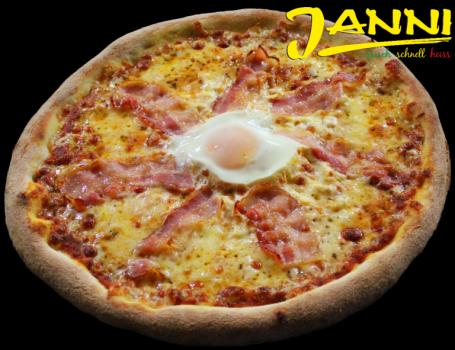 21g. GLUTENFREI Pizza Rustica 30cm
