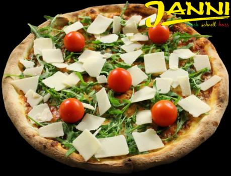 26g. GLUTENFREI Pizza Lifestyle 30cm