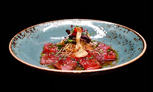 Tuna Sashimi New Style