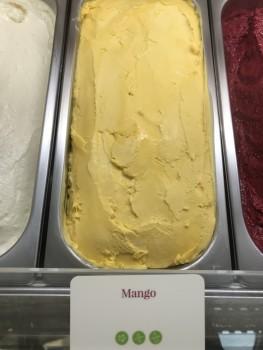 Mango Eis