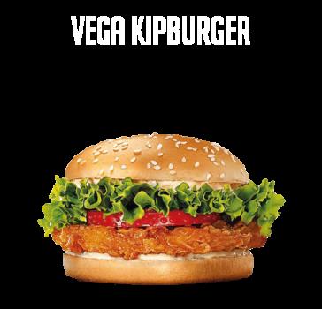Vega Kipburger Menu