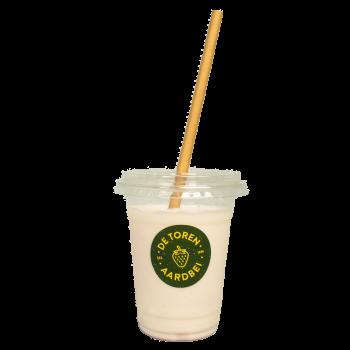 Milkshake aardbei middel