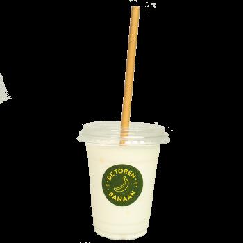 Milkshake klein banaan