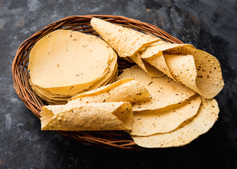 Papadam Chips