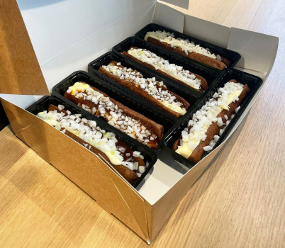 Frikandel- speciaalbox