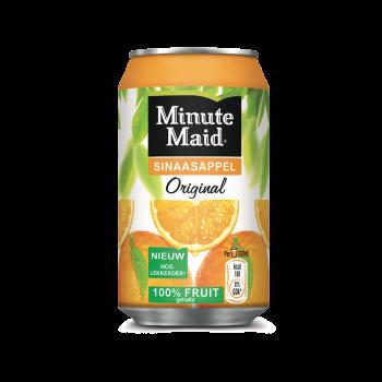 Blikje jus 'd orange