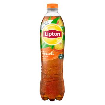 Flesje Lipton ice tea peach
