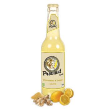 Proviant Zitrone-Ingwer Limo 0,33l