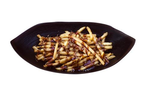 Teriyaki Fries