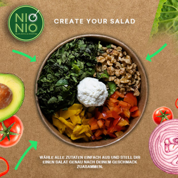 Create Your Own Salad-Bowl