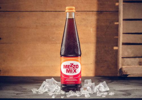 Mezzo Mix 0,4l Fl.