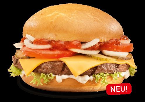 Brioche Cheese Burger