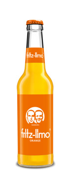 Fritz-Limo Orange 0,33l