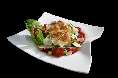 Salat Caesar Blech