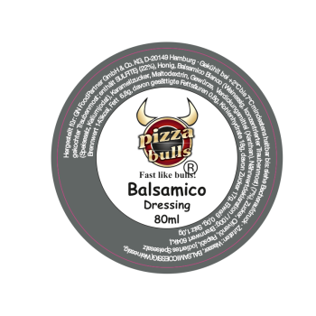 Balsamico Dressing