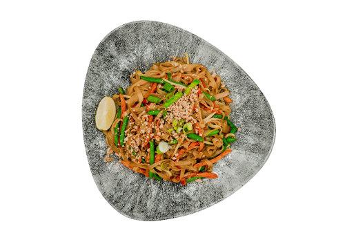 Pad Thai mit Gemüse