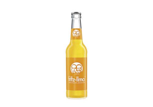 Fritz Limo Orangelimonade 0,33l