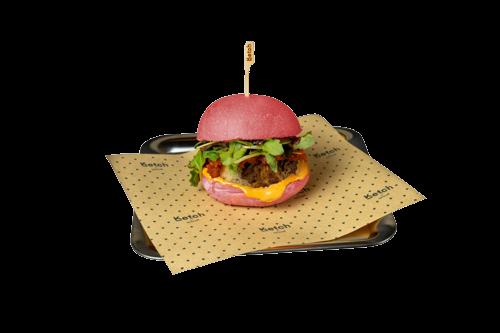 Hamburger Pink