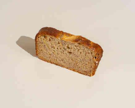 Banana Bread // Apfel-Zimt
