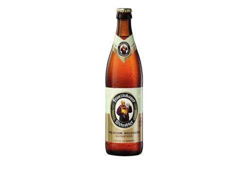 Franziskaner Hefe-Weißbier Hell 0,5L