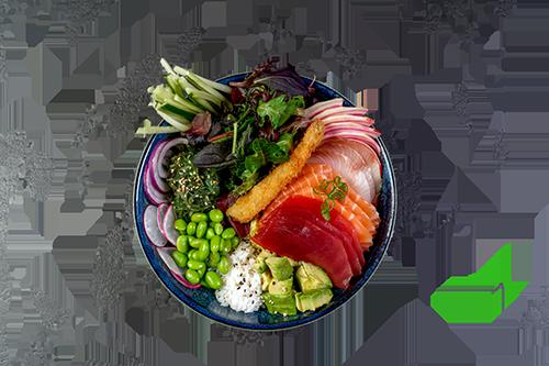 Pokebowl Seafood