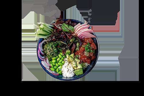 Pokebowl mit Tuna Tatar