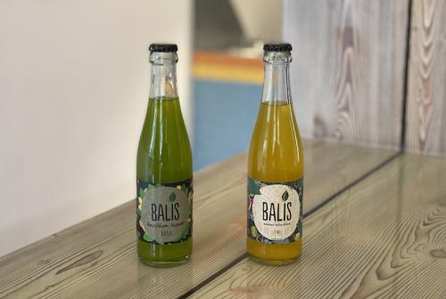 BALIS Limonade (Ananas-Minze) 0,25l