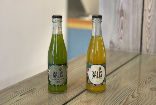 BALIS Limonade (Basilikum-Ingwer) 0,25l