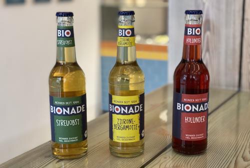 BIONADE Holunder 0,33l