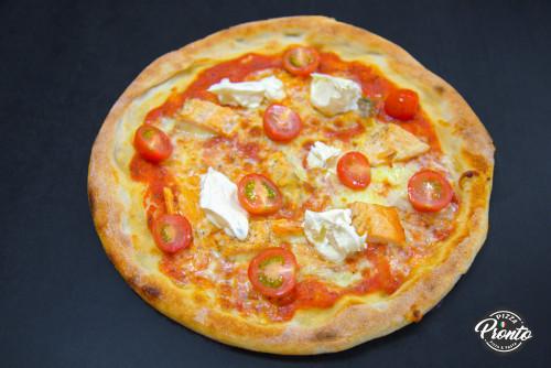 Pizza Alaska