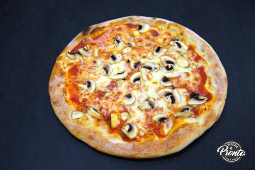 Pizza Funghi 29cm