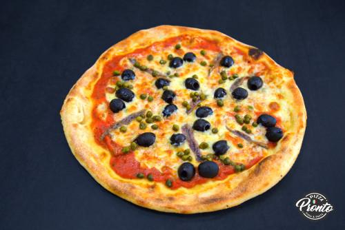 Pizza Napoli 29cm