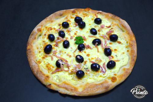 Pizza Bianconero