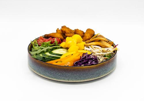 Mango Crispy Bowl