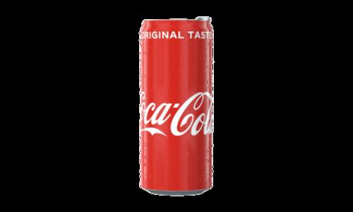 Coca Cola Dose 0,33 l