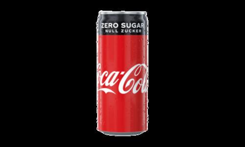 Coca Cola Zero Dose 0,33 l