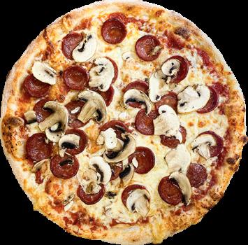 Pizza Sucuk Ø 26cm