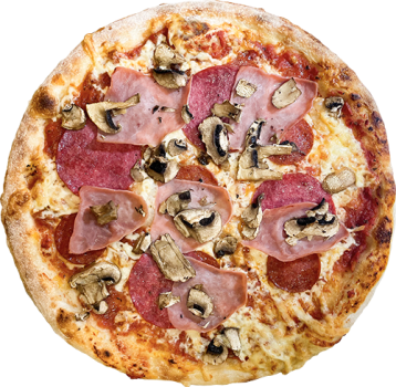 Pizza Rustica Ø 30cm