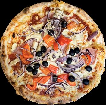 Pizza Capricciosa Ø 26cm