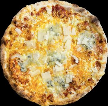 Pizza Quattro Formaggi Ø 26cm