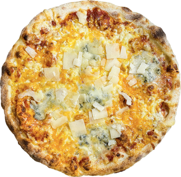Pizza Quattro Formaggi Ø 40cm