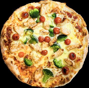 Pizza Amsterdam Ø 30cm
