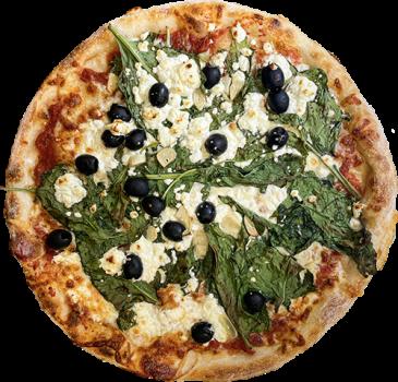 Pizza Korfu Ø 26cm