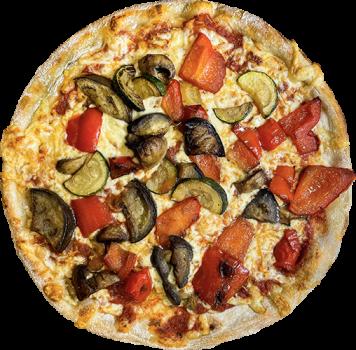 Pizza Verdure  Ø 26cm