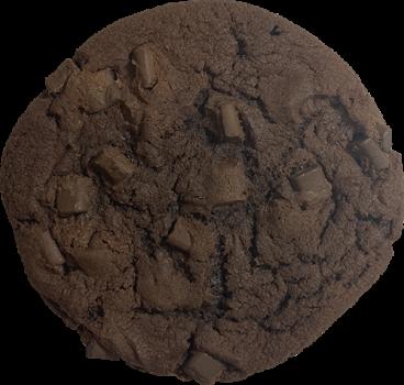 Double Belgian Chocolate Cookie