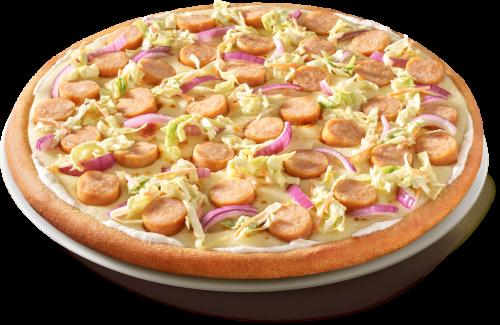 Single Pizza Oktoberfest