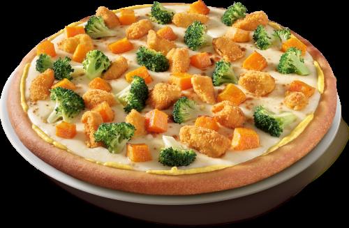 Single Pizza Halloween