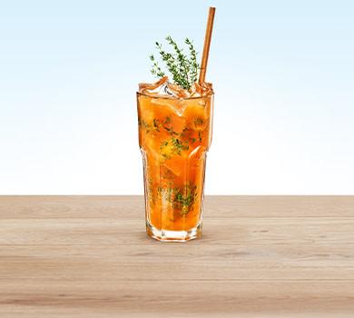 Durstlöscher Grapefruit-Maracuja-Thymian 0,5l