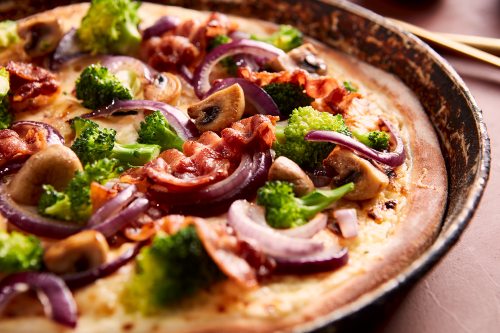 Pizza Jamestown (halal) ø 36cm
