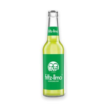 Fritz-Limo Honigmelone 0,33l